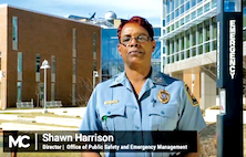 Public Safety Conversations Today at the Rockville Campus, 11 a.m. and 3 p.m.