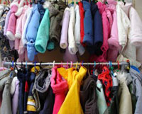 MC-AAWCC Chapter Collecting Winter Coats for Students