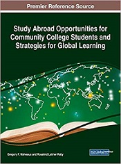 Hot Off the Press! Newly Released Guidebook on Study Abroad from MC Professor Gregory Malveaux