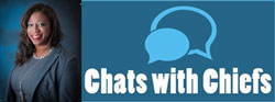 Chats With Chiefs Featuring Sharon Bland, Wednesday, Nov. 13