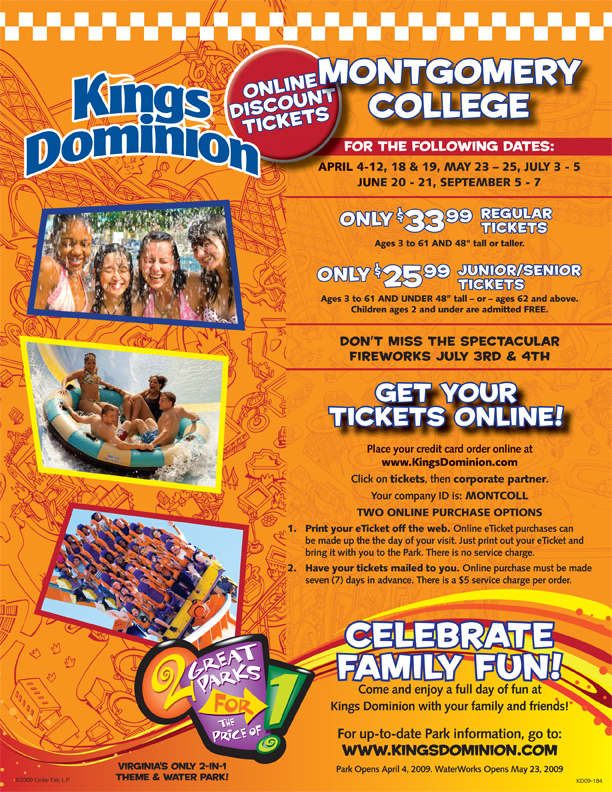 Kings island halloween haunt discount coupons