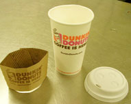 dunkin donuts research paper Free sample coffee term paper on dunkin' donuts competitive analysis.