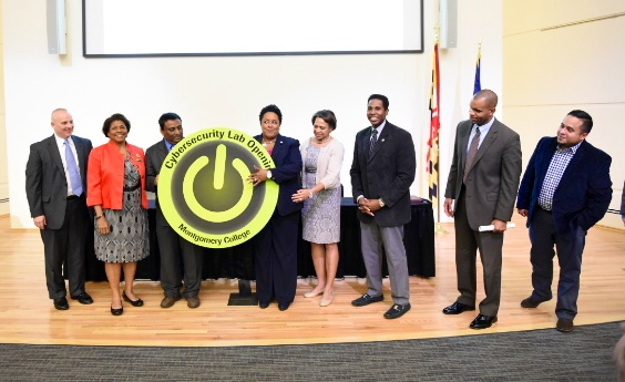 Mc Celebrates Grand Opening Of Cybersecurity Lab At