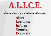 Shelter In Place or Lockdown? Take the Active Shooter Response Training in July
