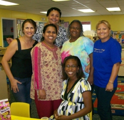 Montgomery College Early Learning Center At Rockville Receives