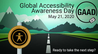 Global Accessibility Awareness Day - Ready for the Challenge?