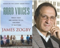 arab voices zogby james
